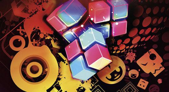 音乐方块:电子交响乐