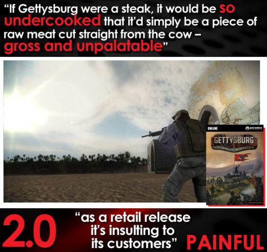 《盖茨堡:重装冲突》