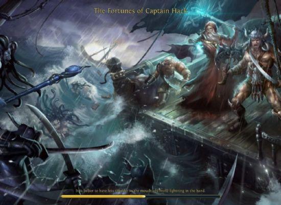 Might & Magic Heroes VI: Пираты Дикого моря.