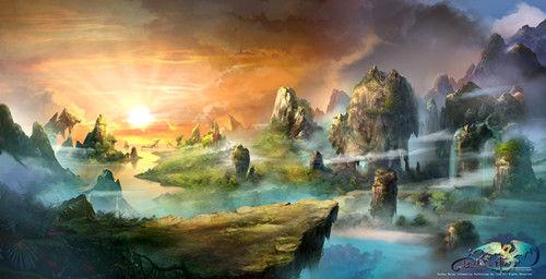 图2:狩魂世界