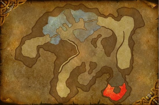 5.0熊猫人之谜银屑矿坑战场地图(点击大图)