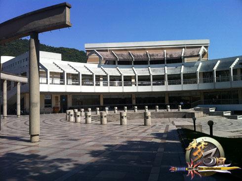 比赛场地:浙大玉泉校区永谦活动中心