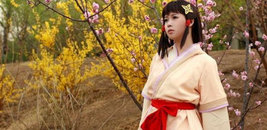 《轩辕剑:苍之涛》女主角COSPLAY欣赏