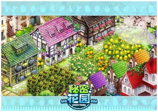 游戏中的装饰类建筑涵盖了欧式