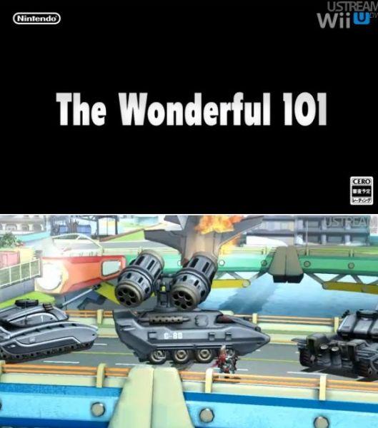 白金工作室《Project 100》更名《The Wonderful 101》
