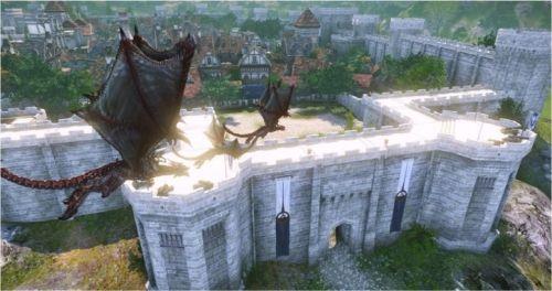 《伊卡洛斯》游戏截图