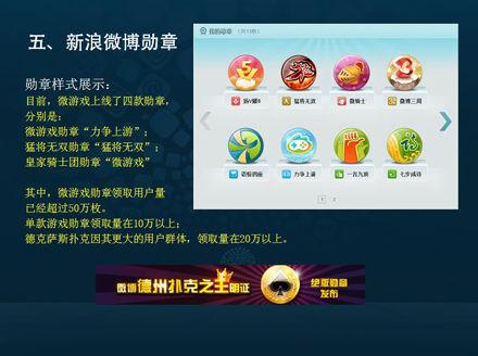 微游戏勋章领取用户量已经超过50万枚。单款游戏勋章领取量在10万以上。