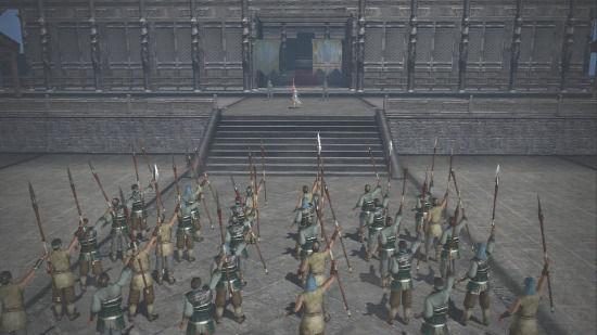 《真三国无双6:帝国》新图 妹纸穿裹胸割草 (40)