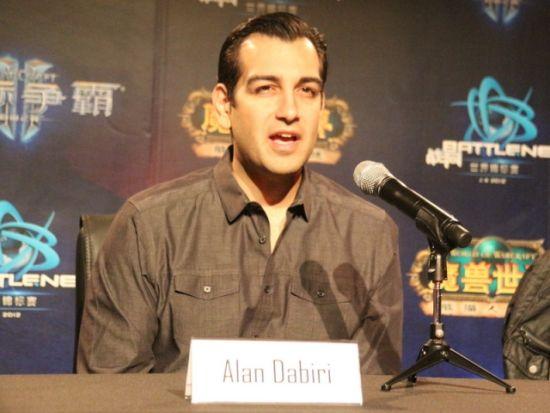 首席软件工程师 Alan Dabiri