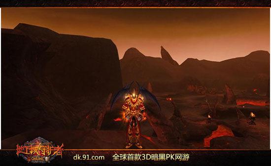 《地下城守护者OL》华丽的五星装备(魔族)