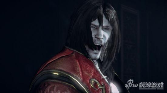 恶魔城:暗影之王2