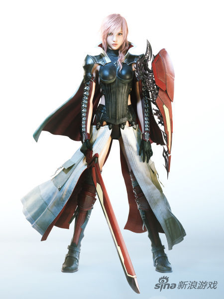 女主角雷霆(Lightning)