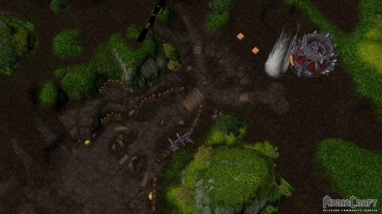 魔兽5.2新增淘金战场外貌一览