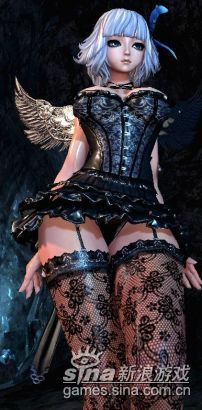 特级黑天使秀 各种看点直戳眼球