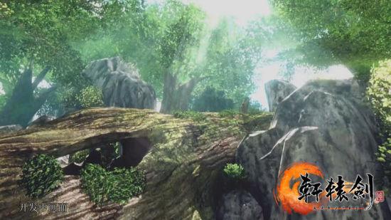 《轩辕剑6》视频材质特写