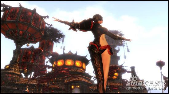 剑灵性感美女诱惑性感美女丝袜美腿装肚脐另类都露光图片