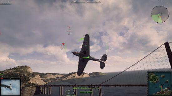 PVP空战