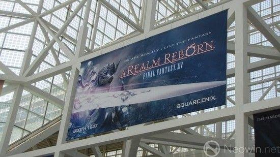 《最终幻想14(Final Fantasy XIV MMO)》