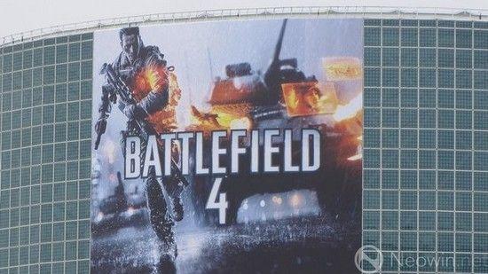 《战地4(Battlefield 4)》