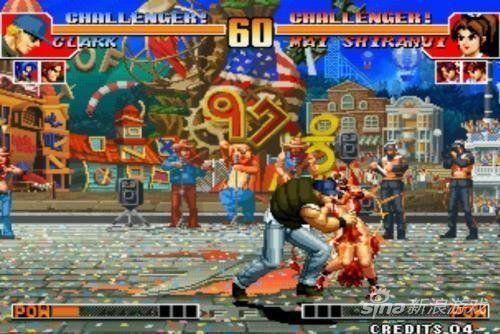 马三多淫乱记_三,拳皇97   很多格斗游戏绝对应该向拳皇97磕头,喊声\