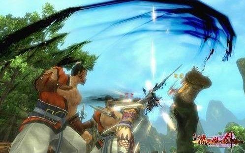 《流星蝴蝶剑OL》游戏截图