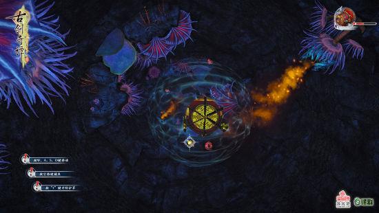 快意挑战 《古剑奇谭2》小游戏与QTE探析