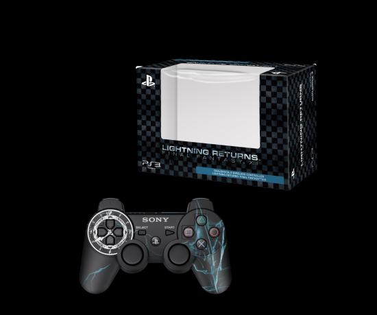 《雷霆归来:最终幻想13》同捆版11月21日发售