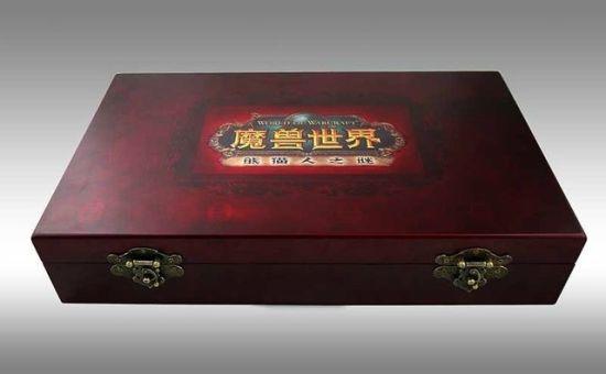 2013暴雪嘉年华周边曝光 限量版魔兽麻将再售