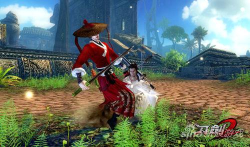 《刀剑2》8日测试可凭Q号登录 游戏开放下载