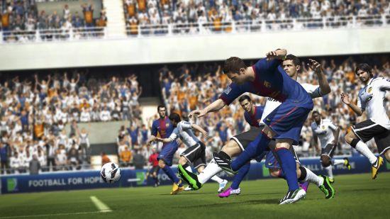 《FIFA 14》游戏截图 (8)