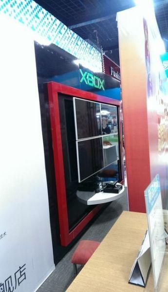 苏宁惊现XBOX