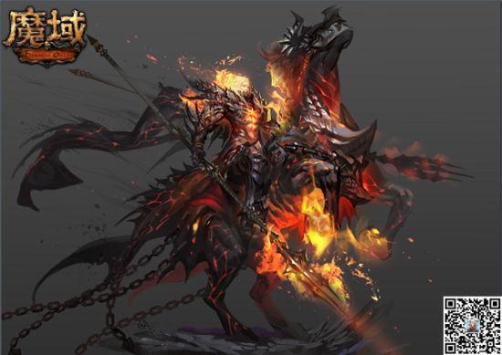 暗黑骑士侵袭《魔域》内测激活码首发