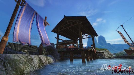图8:全新七风镇