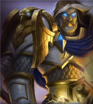 《炉石传说》圣骑士的OTK卡组-速攻骑士