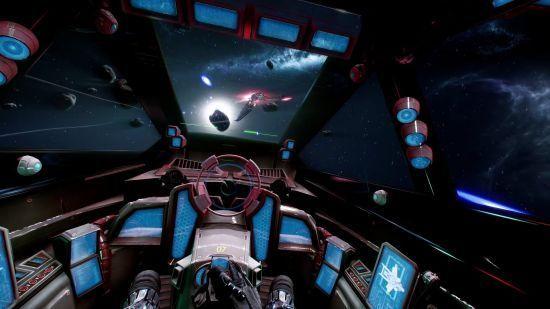 《星际公民》游戏截图