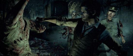 《恶灵附身》新图:恐怖气息无处不在 (4)