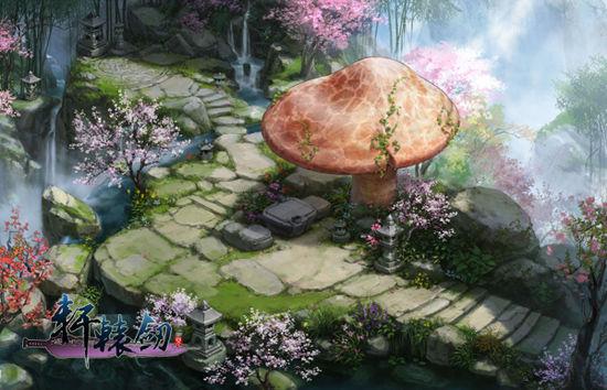 游戏精美场景图展示