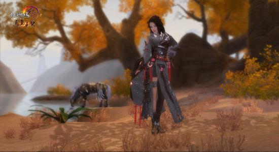新品时装发布《剑网3》夏日版9日开启