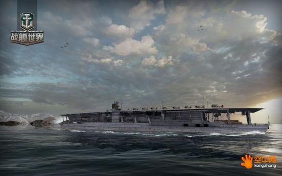 《战舰世界》截图