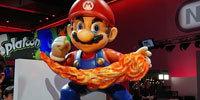 E3 2014:马里奥王国!任天堂展区现场图集