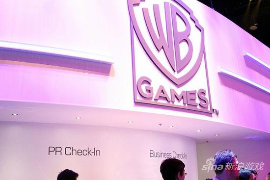 E3 2014:华纳游戏展区