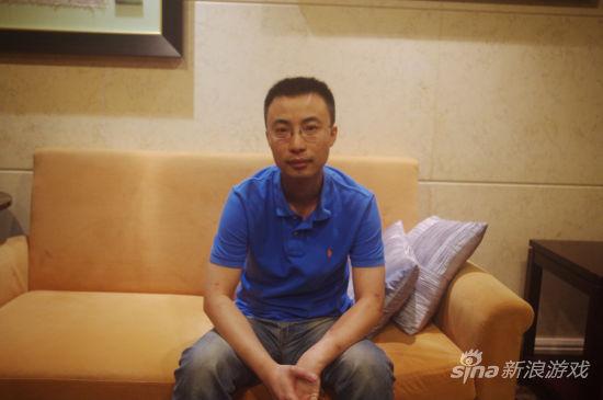 空中网副总裁蒋侃