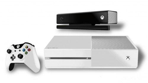白色Xbox One