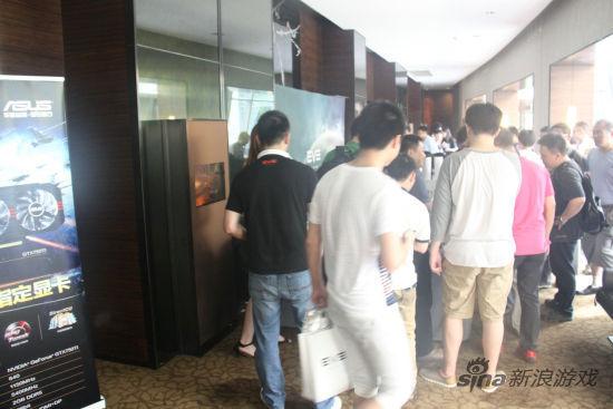 《EVE Online》2014晨曦舰长见面会现场