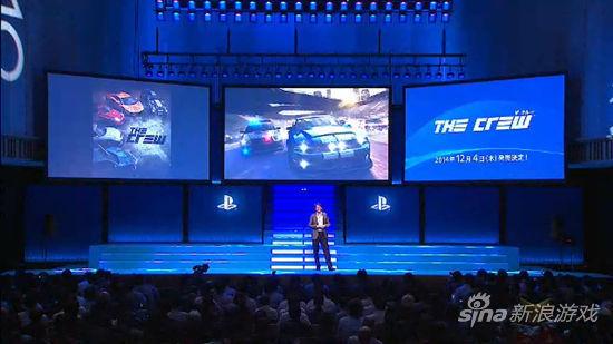 《飙酷车神》12月4日登陆日本。