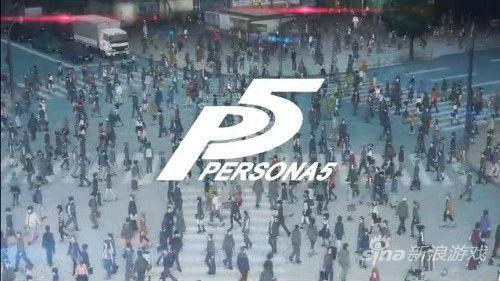 《女神异闻录5》公布!2015年发售。登陆PS3与PS4平台。