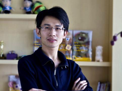 乐逗CEO陈湘宇