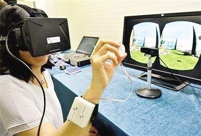 日本美女养成游戏要逆天:3d虚拟触摸