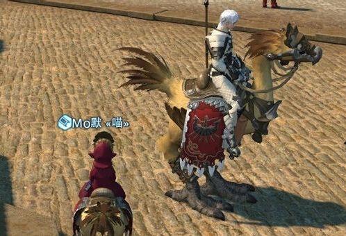最终幻想14陆行鸟获取