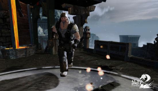 《激战2》游戏截图